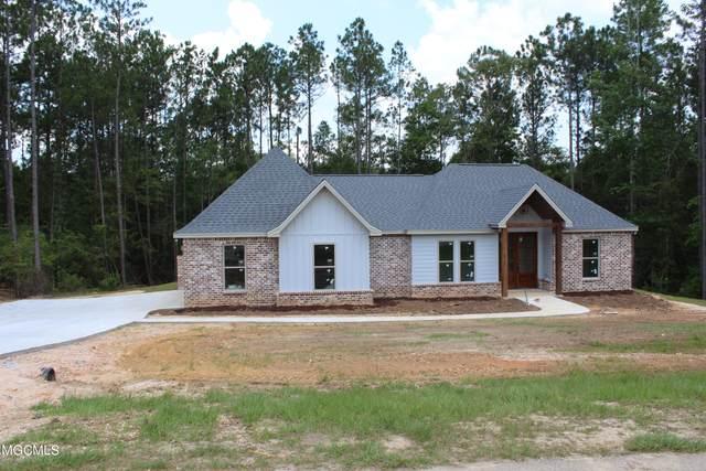 17 Moss Cir, Carriere, MS 39426 (MLS #372594) :: Dunbar Real Estate Inc.
