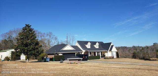 26305 Brooklyn Ln, Lucedale, MS 39452 (MLS #372731) :: Berkshire Hathaway HomeServices Shaw Properties