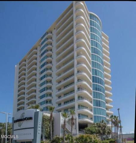 2060 Beach Blvd #1402, Biloxi, MS 39531 (MLS #372733) :: The Sherman Group