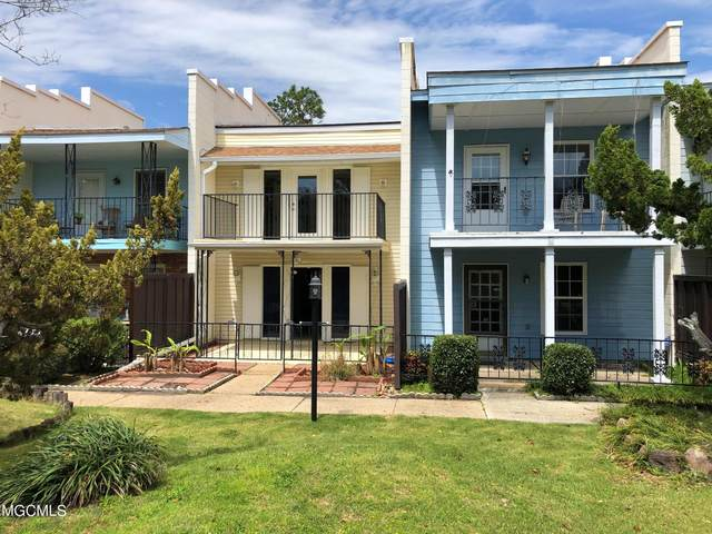 2501 Gulf Ave #3, Gulfport, MS 39501 (MLS #372974) :: Berkshire Hathaway HomeServices Shaw Properties