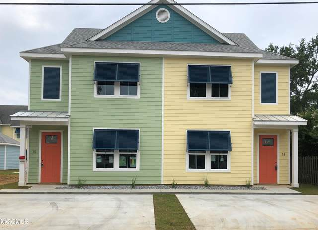 216 Carre Ct #18, Bay St. Louis, MS 39520 (MLS #373764) :: The Sherman Group