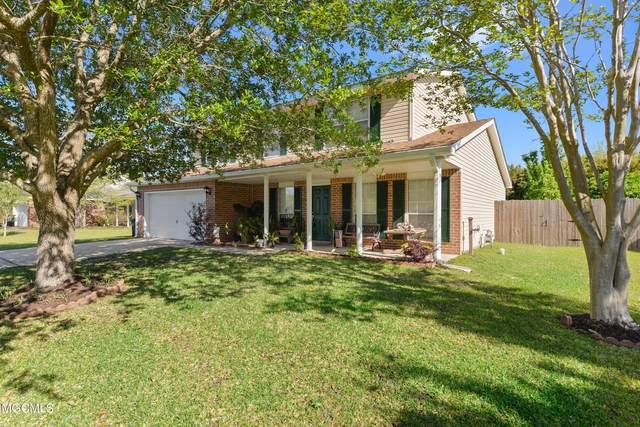 8210 Groveland Rd, Ocean Springs, MS 39564 (MLS #373781) :: The Sherman Group