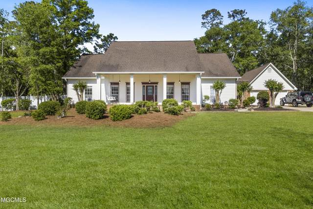 14552 S Country Wood Dr, Gulfport, MS 39503 (MLS #374115) :: Dunbar Real Estate Inc.