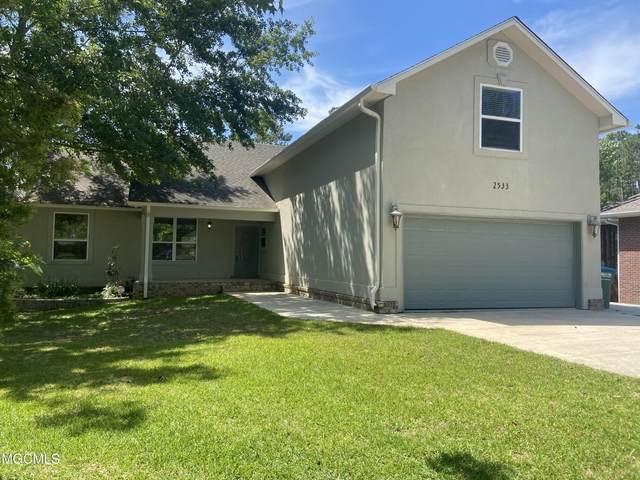 2533 Windward Dr, Gautier, MS 39553 (MLS #374296) :: Dunbar Real Estate Inc.