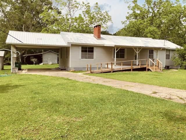13628 Elzy Byrd Rd, Ocean Springs, MS 39564 (MLS #374402) :: The Sherman Group
