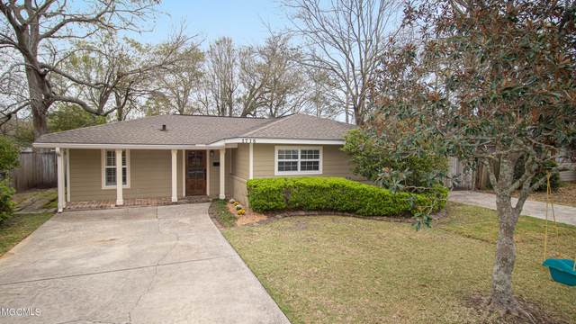 1718 Courthouse Rd, Gulfport, MS 39507 (MLS #374533) :: Coastal Realty Group
