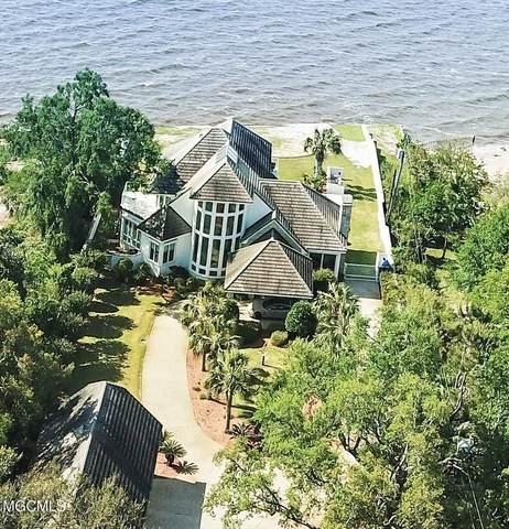 5709 Belle Fontaine Dr, Ocean Springs, MS 39564 (MLS #374821) :: Coastal Realty Group