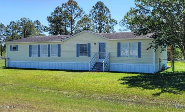 12904 Ridgeland Rd, Vancleave, MS 39565 (MLS #374838) :: Coastal Realty Group
