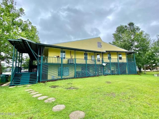6132 Shawnee St, Kiln, MS 39556 (MLS #375086) :: Dunbar Real Estate Inc.