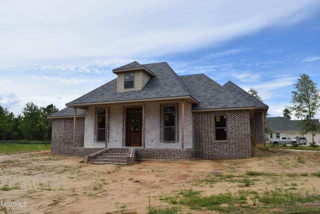 12201 East Pointe Dr, Picayune, MS 39466 (MLS #375130) :: Keller Williams MS Gulf Coast