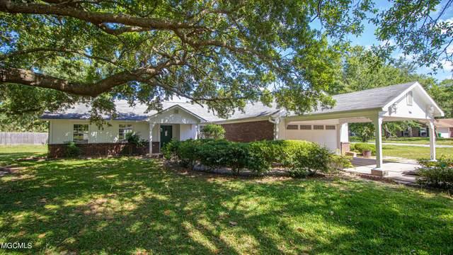 106 Muirfield Ct, Ocean Springs, MS 39564 (MLS #375182) :: Dunbar Real Estate Inc.