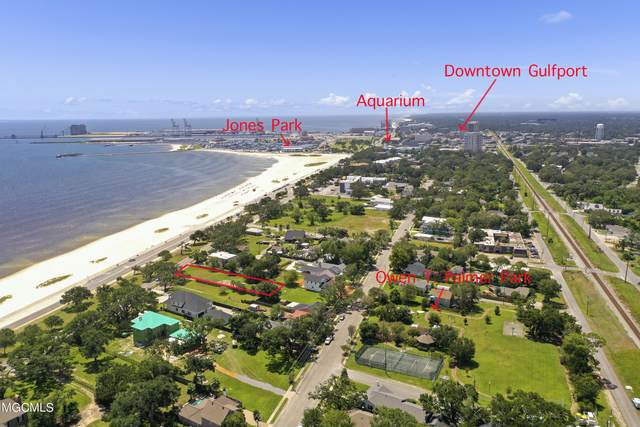 1416 E Beach Blvd, Gulfport, MS 39501 (MLS #375190) :: The Sherman Group