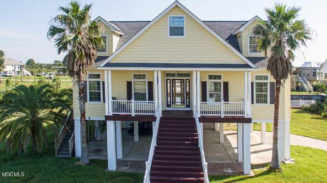 5135 Admiral Dr, Bay St. Louis, MS 39520 (MLS #375240) :: The Sherman Group