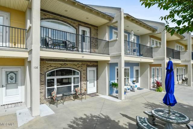 548 W Beach Blvd #107, Long Beach, MS 39560 (MLS #375393) :: Dunbar Real Estate Inc.