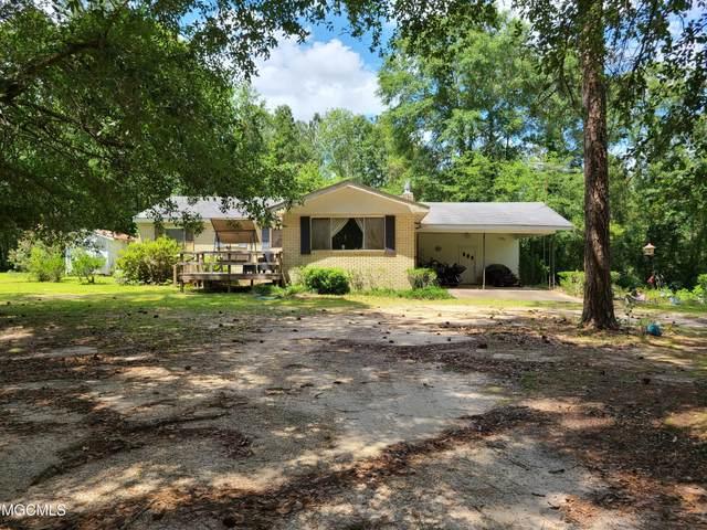 199 Oscar Smith Rd, Carriere, MS 39426 (MLS #375527) :: Dunbar Real Estate Inc.
