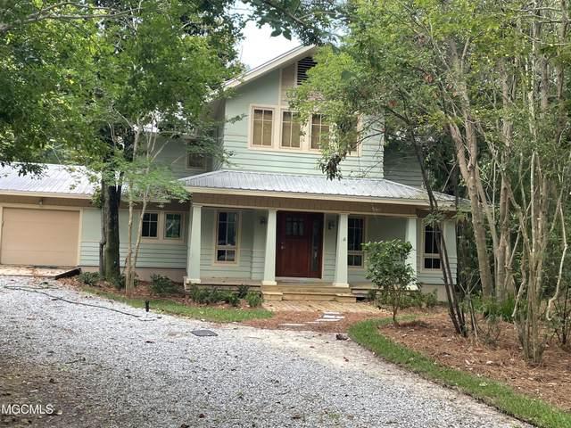 4 Mimosa Cv, Ocean Springs, MS 39564 (MLS #375541) :: Biloxi Coastal Homes