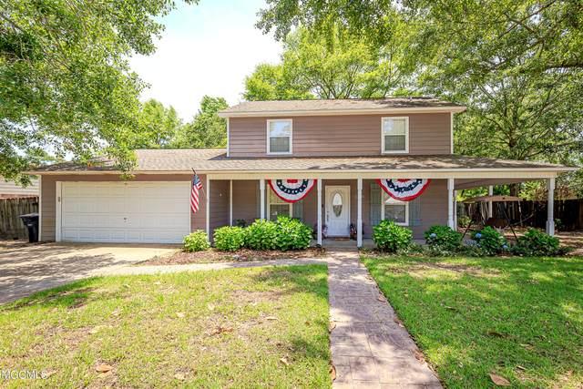 128 Reynolds Cir, Ocean Springs, MS 39564 (MLS #375791) :: Dunbar Real Estate Inc.