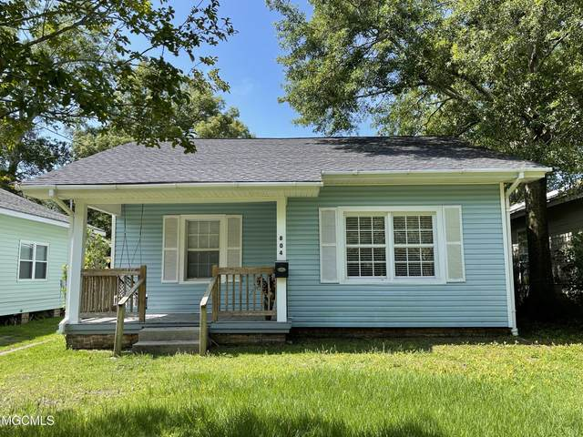 804 Mckinley Ave, Pascagoula, MS 39567 (MLS #376043) :: Coastal Realty Group