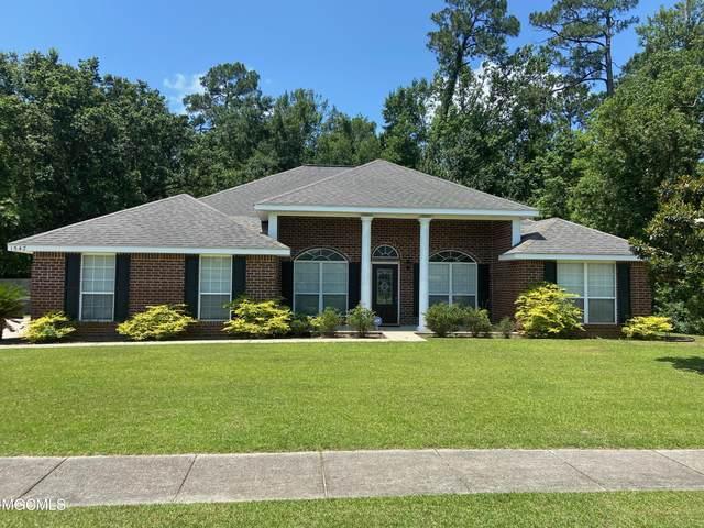 1547 Pelican Bayou Dr, Biloxi, MS 39532 (MLS #376076) :: Biloxi Coastal Homes