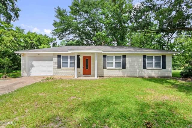 1402 Commanche St, Pascagoula, MS 39581 (MLS #376130) :: Biloxi Coastal Homes