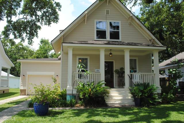 1056 Frank P Corso St, Biloxi, MS 39530 (MLS #376152) :: Coastal Realty Group