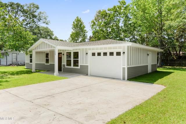 104 Elliott Pl, Ocean Springs, MS 39564 (MLS #376462) :: Dunbar Real Estate Inc.