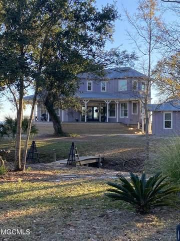 5501 Sound Bluff Rd, Ocean Springs, MS 39564 (MLS #376636) :: Dunbar Real Estate Inc.