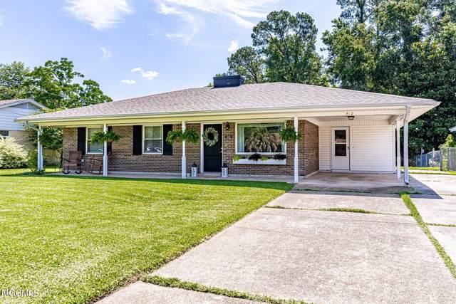 512 Hayden Dr, Gulfport, MS 39507 (MLS #376645) :: Dunbar Real Estate Inc.