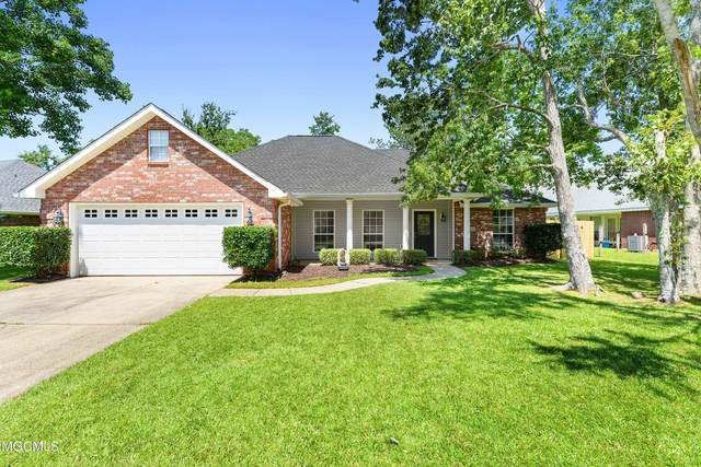 13325 Carriage Circle, Gulfport, MS 39503 (MLS #376688) :: Biloxi Coastal Homes