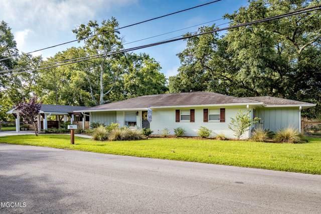 1502 Porter Ave, Ocean Springs, MS 39564 (MLS #376702) :: Coastal Realty Group