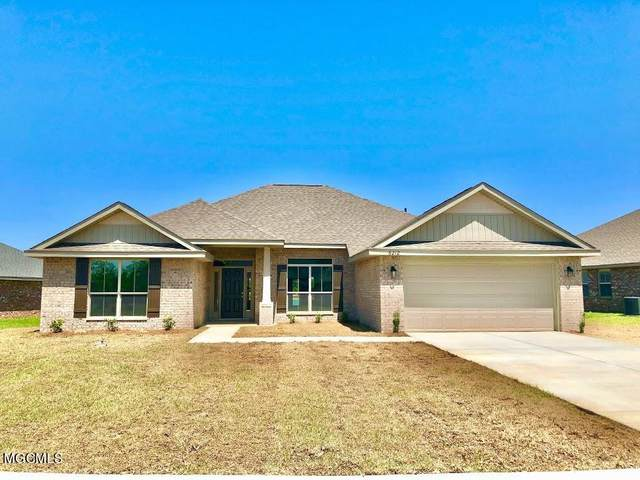 Lot 48 Emerald Lake Estates, Biloxi, MS 39532 (MLS #376882) :: Coastal Realty Group