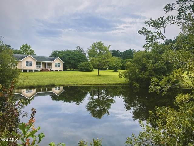 8112 E Lake Cypress Dr, Perkinston, MS 39573 (MLS #377539) :: Biloxi Coastal Homes