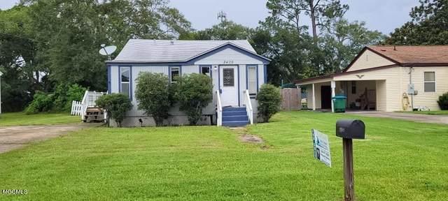2409 Taft Ave, Pascagoula, MS 39567 (MLS #377561) :: Biloxi Coastal Homes