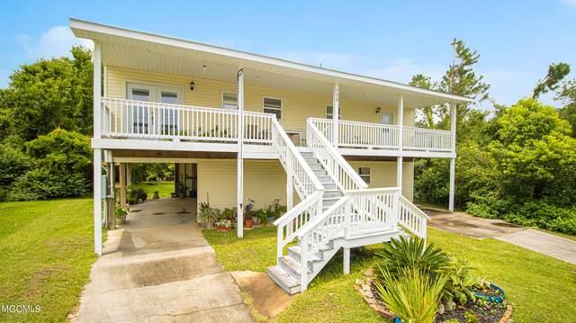 109 N Bourgeois St, Waveland, MS 39576 (MLS #378041) :: Coastal Realty Group
