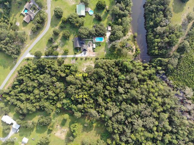 Lot 40 Blue Lakes Dr, Lucedale, MS 39452 (MLS #378318) :: The Sherman Group