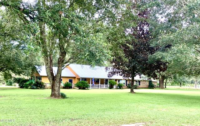 8008 Tanner Williams Rd, Lucedale, MS 39452 (MLS #379018) :: Berkshire Hathaway HomeServices Shaw Properties