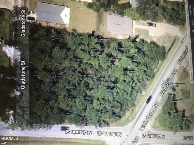 0 Nicholson Ave, Waveland, MS 39576 (MLS #379468) :: Berkshire Hathaway HomeServices Shaw Properties
