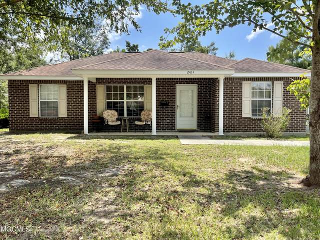 2414 Middlecoff Dr, Gulfport, MS 39507 (MLS #379474) :: The Sherman Group