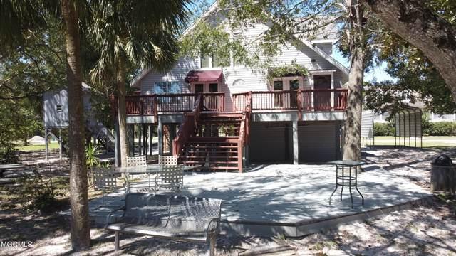 4377 Audubon Trl, Biloxi, MS 39532 (MLS #379509) :: The Sherman Group