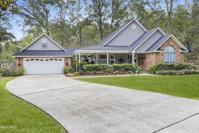 2008 Bacot Dr, Gautier, MS 39553 (MLS #379746) :: Berkshire Hathaway HomeServices Shaw Properties