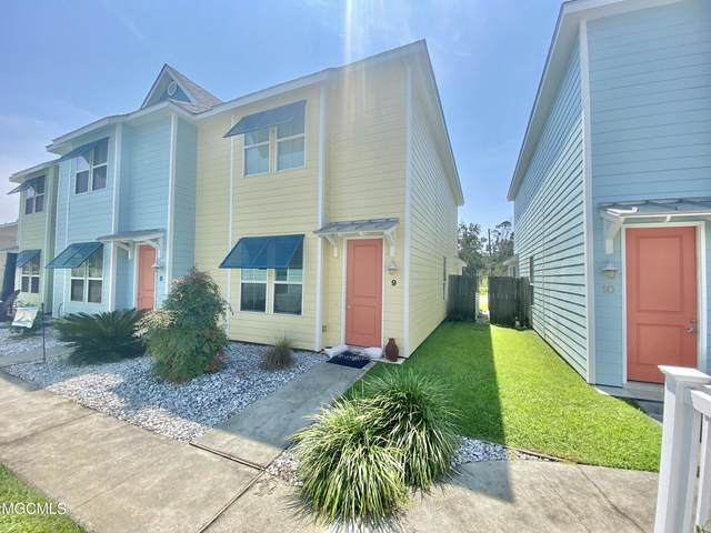216 Carre Ct #9, Bay St. Louis, MS 39520 (MLS #379798) :: The Sherman Group