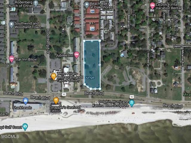 1664 Beach Blvd, Biloxi, MS 39531 (MLS #313710) :: Coastal Realty Group