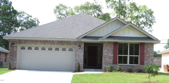 16491 Lexington Ct, Gulfport, MS 39503 (MLS #333193) :: Amanda & Associates at Coastal Realty Group