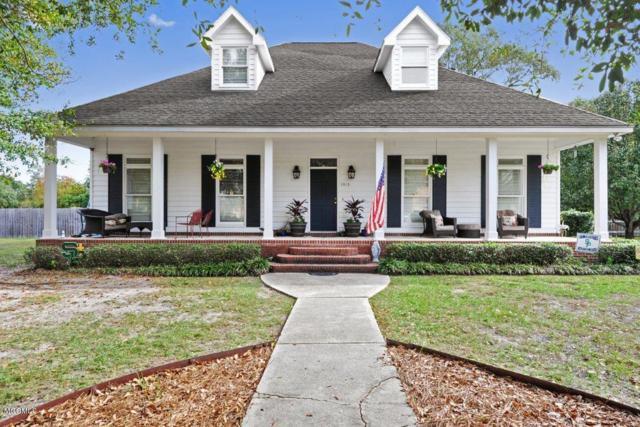 1618 Jones Ave, Gulfport, MS 39501 (MLS #335221) :: Amanda & Associates at Coastal Realty Group