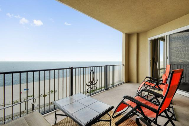 1200 Beach Dr #806, Gulfport, MS 39507 (MLS #337439) :: Sherman/Phillips