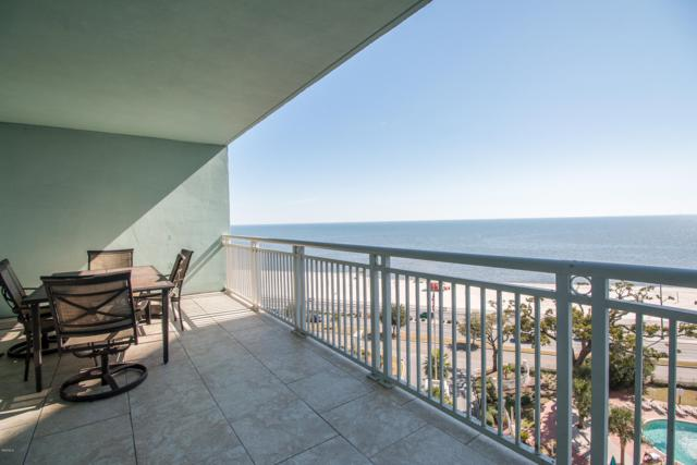2230 Beach Dr #808, Gulfport, MS 39507 (MLS #337579) :: Amanda & Associates at Coastal Realty Group