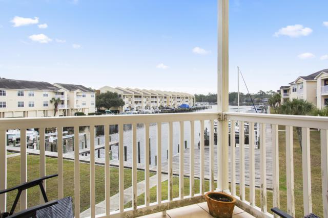 2421 Beachview Dr D-6 Slip #38, Ocean Springs, MS 39564 (MLS #341214) :: Sherman/Phillips