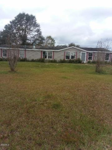 282 Old Creek Rd, Picayune, MS 39466 (MLS #341364) :: Sherman/Phillips