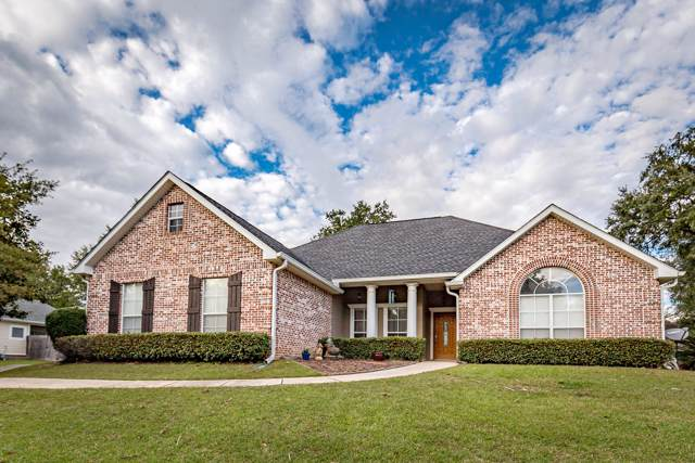 10013 W Sanctuary Blvd, Ocean Springs, MS 39564 (MLS #356113) :: Coastal Realty Group