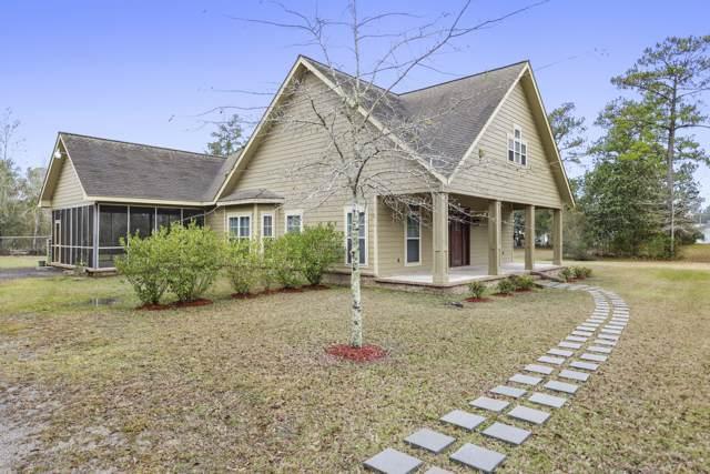 13705 Goffville Rd, Ocean Springs, MS 39564 (MLS #356985) :: Coastal Realty Group